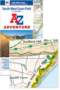 A to Z Adventure Map